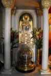 Biserica Manastirii Aghia Triada, locul unde odihneste capul Sfantului Nectarie