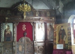 Iconostasul bisericii mănăstirii din Basarabovo (1)
