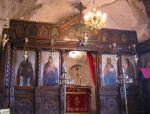 Iconostasul bisericii mănăstirii din Basarabovo (2)