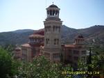 Mănăstirea Sfânta Treime, Eghina (unde a trait Sfantul Nectarie )