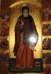 Sfântul Dimitrie Basarabov (icoana cu sfinte moaşte)