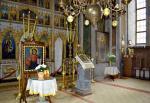 Manastirea Bistrita Valcea, interior