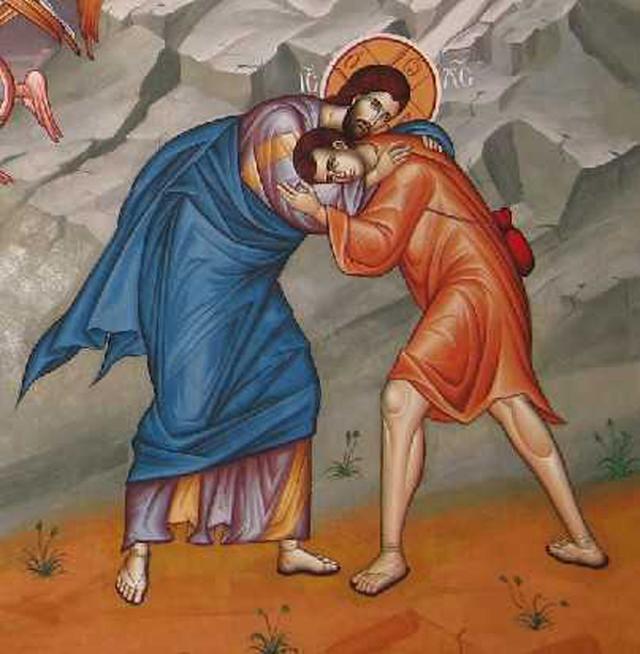 Imagini pentru icoana intoarcerea fiului risipitor
